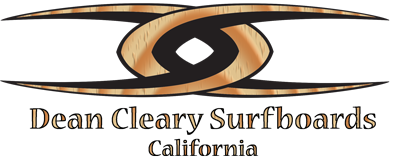 Dean Cleary Surfboards Welcom
